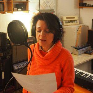 Ulrike Dueregger recording, Berlin